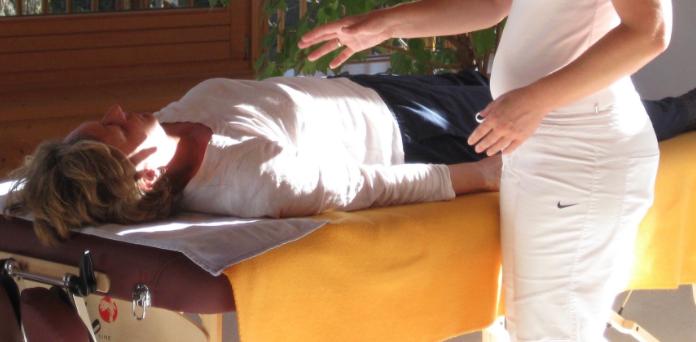 Energetisches Shiatsu auf der Behandlungsliege | 03.-04.10.2020