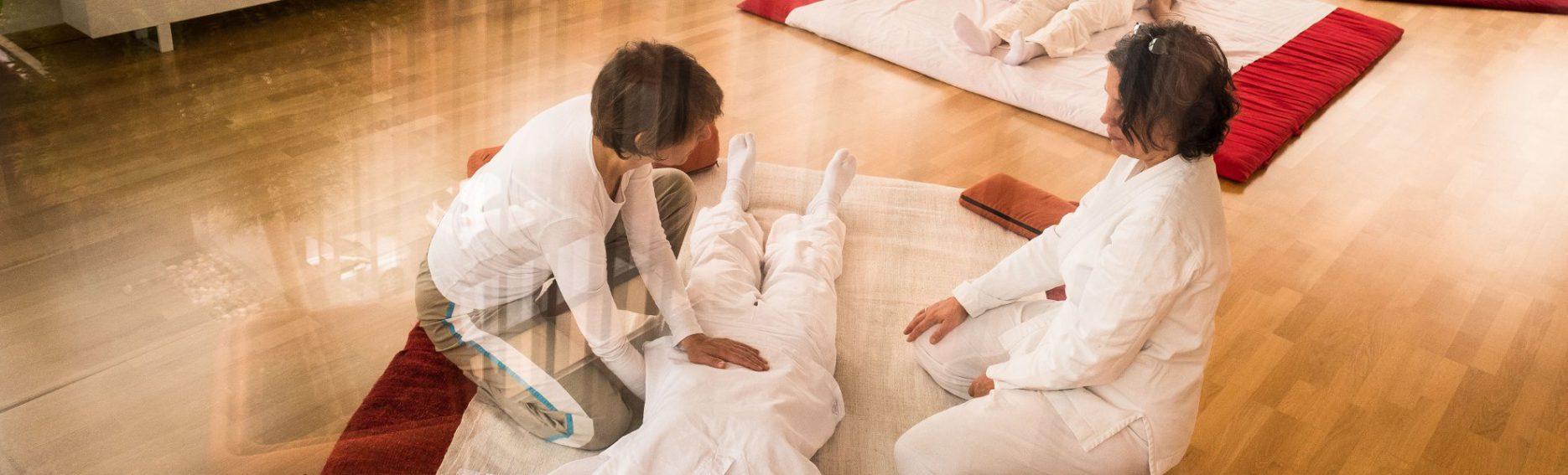 Shiatsu Einstieg Intensivwoche Stufe 1 – Bildungsurlaub