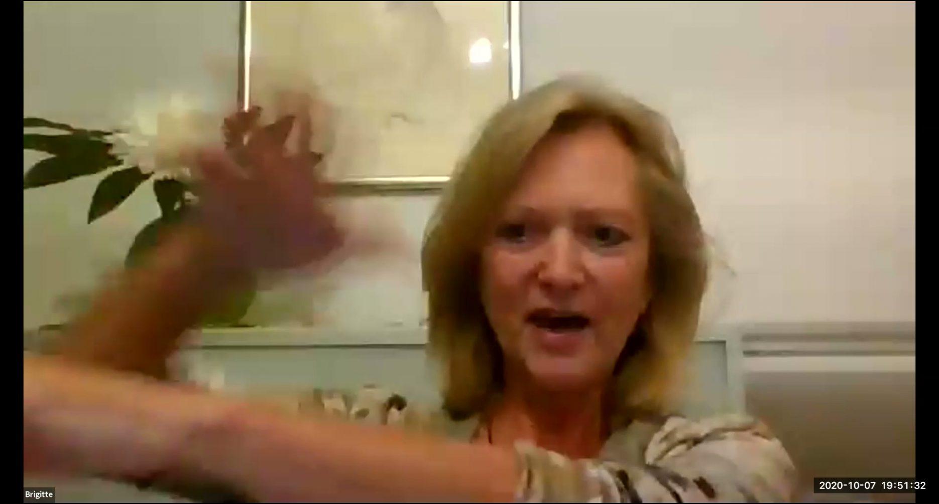 Onlinekurs: Fernshiatsu mit Brigitte Ladwig